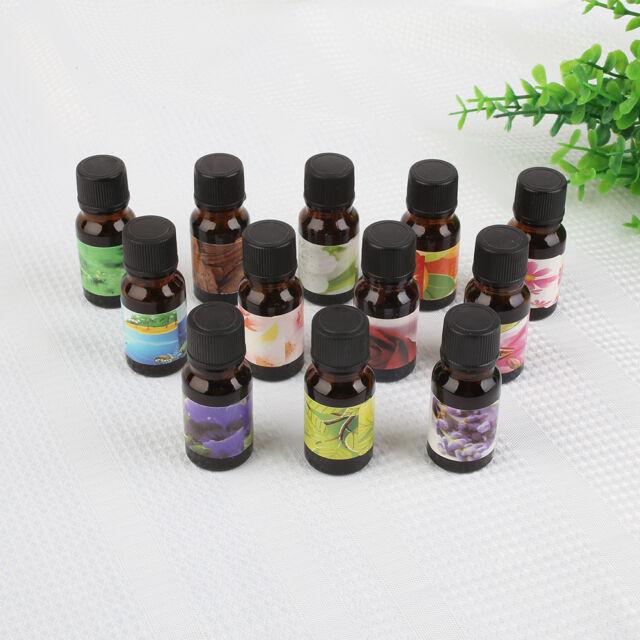 Essential oils Pure Mist set 100% aromatherapy top Nakedpress verion Plant aroma