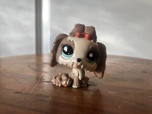 Hasbro LPS Authentic Littlest Pet Shop LLASA APSO DOG #2130