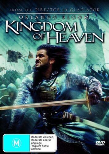1 of 1 - The Kingdom Of Heaven (DVD, 2005, 2-Disc Set)