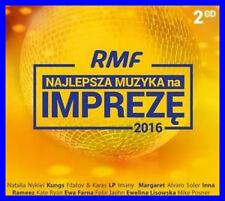 RMF 2CD NAJLEPSZA MUZYKA NA IMPREZĘ 2016 Imany