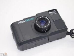 Agfa-Compacto-Camara-Electronico-Winder-Lente-Solinar-2-8-39-Streetfotografie
