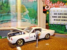 1965 FORD SHELBY GT 350 LIMITED EDITION PAN-AMERICAN RACE CAR 1/64 M2  HOT!!