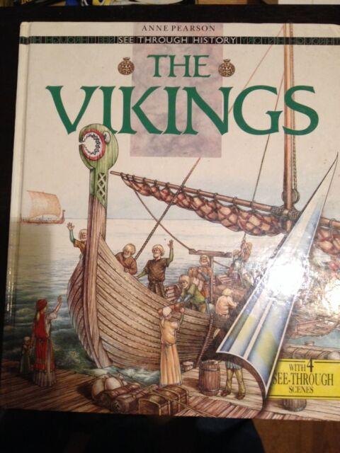See through Vikings - Rep - Anne Pearson - Good - 1856138984