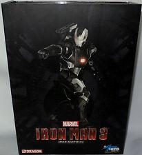 SUPERHEROES : WAR MACHINE 1/9 SCALE DRAGON PRE-COLOURED MODEL KIT - IRON MAN 3