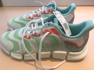 Details about ADIDAS CLIMACOOL VENTO RUNNING SHOES MEN'S SIZE 10 WHITE GREEN FX7843