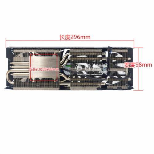 for public version GTX TITAN//GTX780Ti//GTX780//GTX770 graphics card cooler