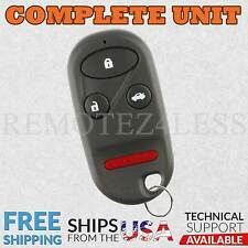 for Honda Accord Civic CR-V Insight Prelude S2000 Keyless Remote Car Key Fob