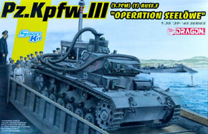 Pz-Kpfw-III-3-7-cm-T-Ausf-F-Operation-Seelowe-Tank-1-35-Model-Kit-Dragon-6877