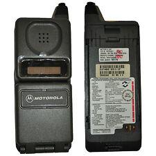 Motorola Micro TAC 550 Factory Unlocked Analog Vintage Phone (Black) - Faulty