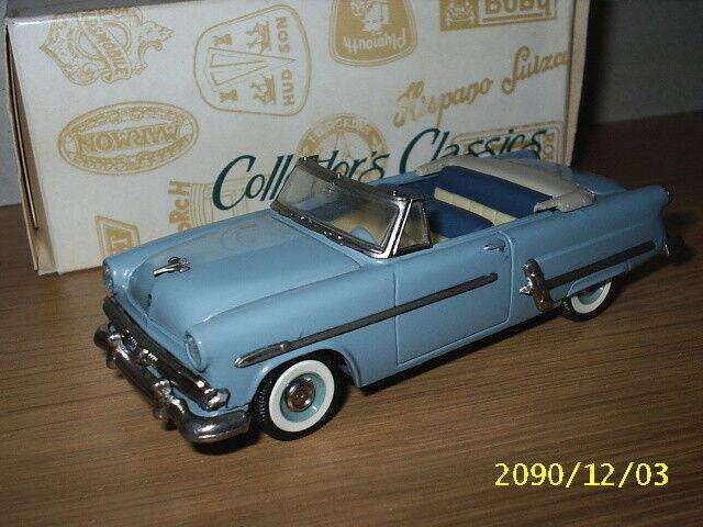 cómodo 1 43 43 43 Collectors Classic - FORD Sunliner cabriolet 1953  venderse como panqueques