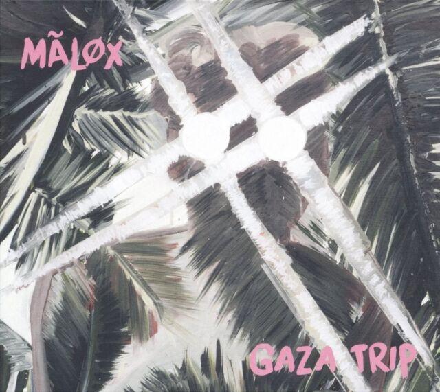 MALOX - GAZA TRIP   CD NEW!