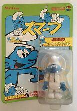 Schtroumpf Astronaute , Astro Smurf , Schlumpf Kubrick Medicom Toy