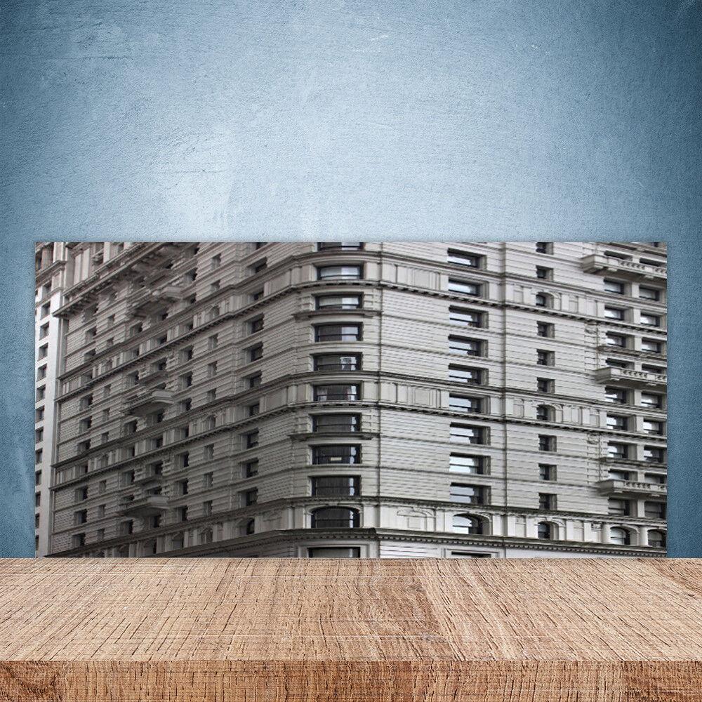 Vidrio templado 100x50 Cocina salpicaduras Construcción de viviendas