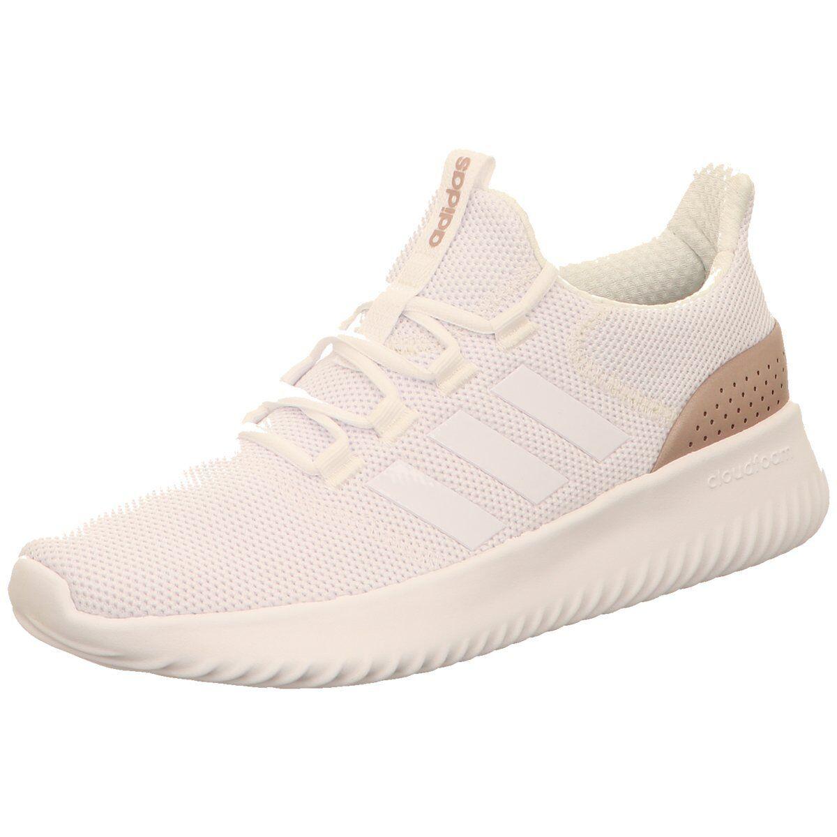 NEU adidas Core Damen Sneaker CLOUDFOAM ULTI Wei  DB1791/000 weiß 433768