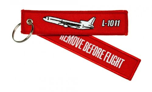 Lockheed L-1011 Remove Before Flight Anhänger