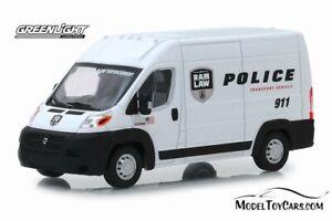 GreenLight 1:43 2018 Dodge Ram ProMaster 2500 Cargo Police Transport car 86168