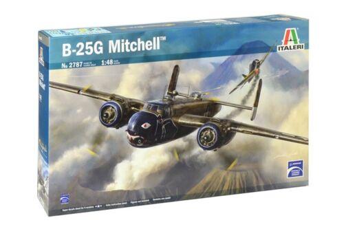 ITALERI 2787 1/48 B-25G Mitchell