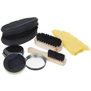 lucidatura di Summit in pelle pulizia per di per scarpe Go3 scarpe cura spazzole delle per Kit la Kit CvwqpxqF0