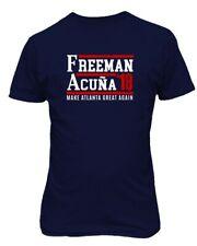 Tie-Dye Ronald Acuna Jr Ozzie Albies Atlanta Braves 18 T-Shirt