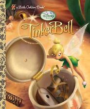 Tinker Bell Disney Tinker Bell Little Golden Book