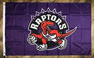 Toronto-Raptors-Purple-NBA-Flag-3x5-ft-Sports-Basketball-Banner-Man-Cave-Garage
