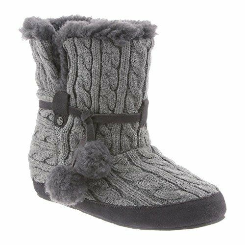 BEARPAW Women/'s Trista Slipper