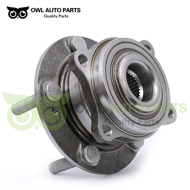 2PCS Front Wheel Hub /& Bearing Assembly for Hyundai Genesis Coupe 2010-2015 2016