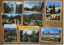 Alte Postkarte - Impressionen von Bad Wildungen