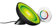 Philips myLiving Colors 8 W Bloom schwarz Stimmungslicht Farbwechsel Leuchte Hue