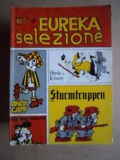 Eureka Selezione n°10 1980 edizione Corno - Andy Capp Sturmtruppen  [G404]