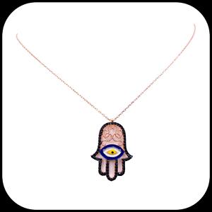 Moriah Hamsa Jewelry