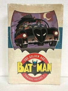 DC-BATMAN-GOLDEN-AGE-VOL-2-OMNIBUS-Hardcover-HC-NEW-MSRP-75