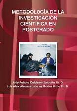 Metodologia de la Investigacion Cientifica en Postgrado by Jully Pahola...