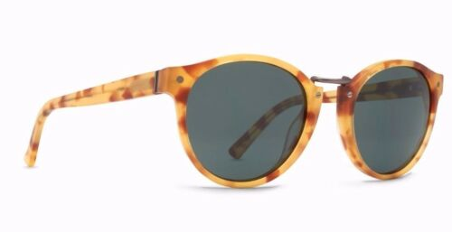 RRP $199.99 Unisex VZ Von Zipper Stax Lemon Tortoise Twist Sunglasses NWT.