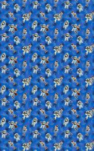 Disney-Pixar-Toy-Story-1-pieza-einzel-fertig-gardine-Presilla-290-x-140cm