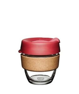 Glass-Keep-Cup-KeepCup-Brew-CORK-THERMAL-Reusable-Barista-Grade-Eco-Coffee
