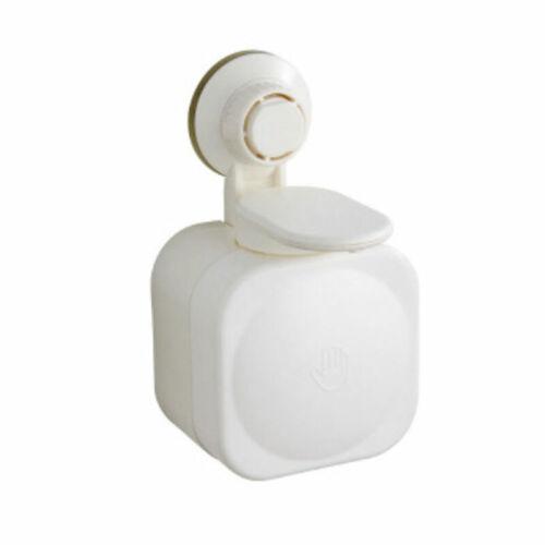 Shampoo Wandspender Flüssigseifen Wandhalterung Wandmontage Seifenspender Zubehö