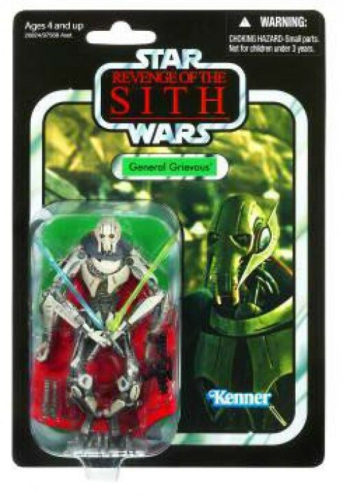Star Wars Vintage Collection 2010 Général GRIEVOUS Action Figure  17