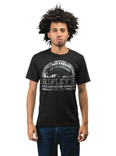 Ripley/'s extermination services depuis 1979 Adultes Unisexe T-Shirt