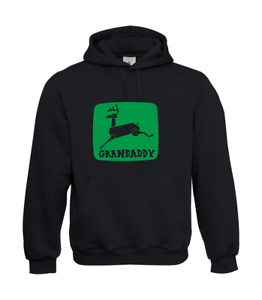 Granddaddy-I-Patter-I-Fun-I-Funny-to-5XL-I-Men-039-s-Hoodie