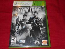 STAR TREK XBOX 360 FACTORY SEALED!!!  FREE FAST SHIP!!!  C@@L!!!!!