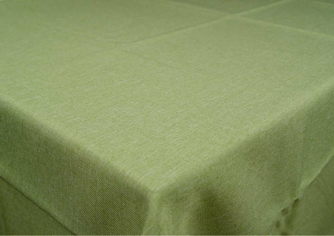 Tablecloth Fabric Lotus Effect Fleckenabweisend Linen Look 63x86 5//8in Oval