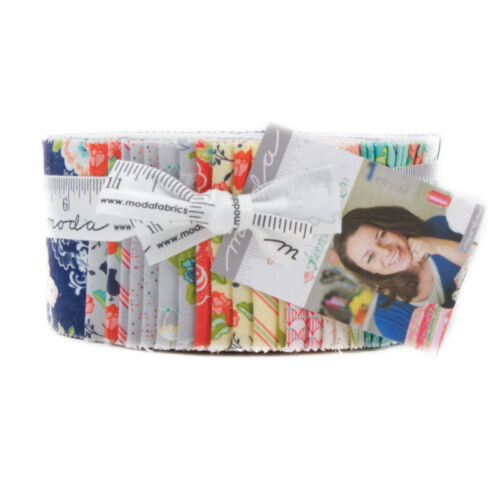 "Moda TUPPENCE Shannon Orr JELLY ROLL 40-2 1//2/"" Quilt strips"