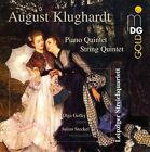August Klughardt: String Quintet; Piano Quintet (CD, Sep-2010, MDG)
