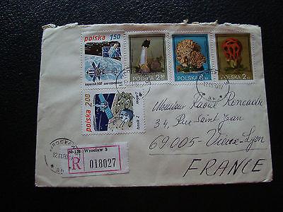 Polen cy73 Umschlag 1980 Polen Ausgezeichnet Im Kisseneffekt