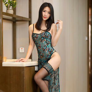 Sexy asian woman lingerie all not