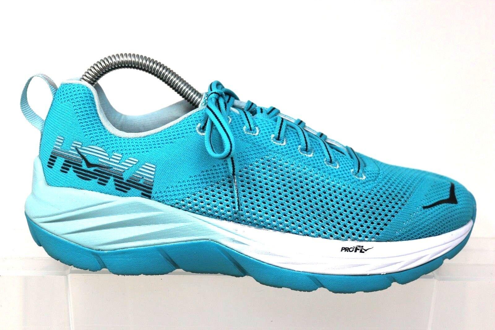 Hoka One One One One Mach azulbird blancoo Neutro Zapatillas para mujer Talla 8.5  Felices compras
