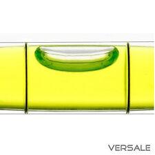 Wasserwaage Libelle grün 23 x 8mm zylindrisch Präzisions Waage Zylinder