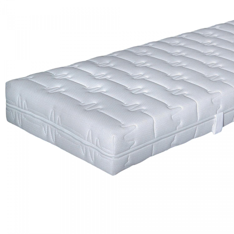 Comfort Tonnentaschenfederkern-Matraze Hn8 Magic Clean, 7 Zonen, Federkern + Kal
