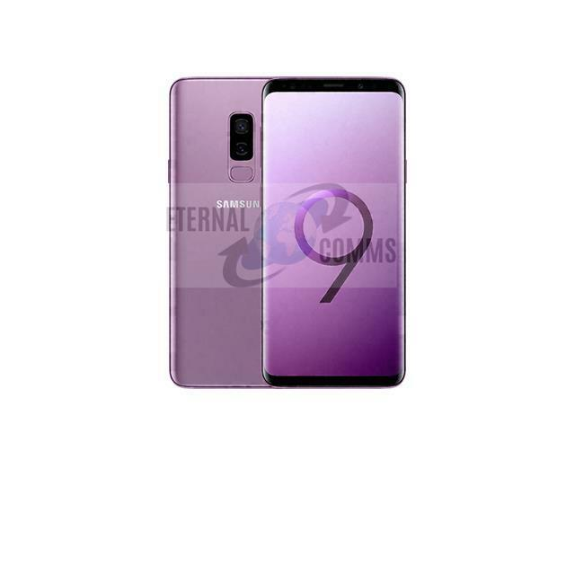 NEW SAMSUNG GALAXY S9 PLUS DUMMY DISPLAY PHONE - PURPLE - UK SELLER